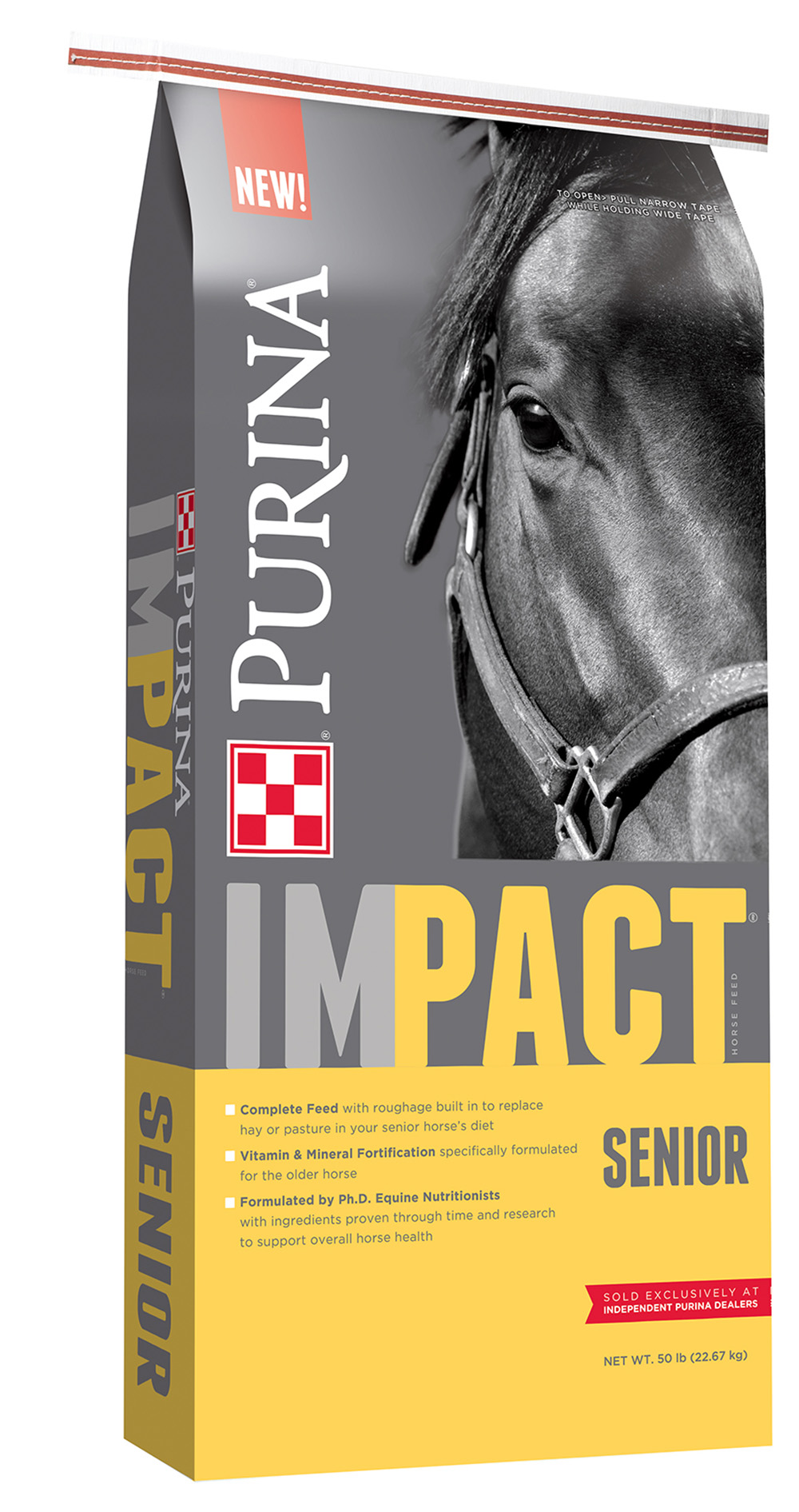 Purina Impact Senior Wet 50 Lb