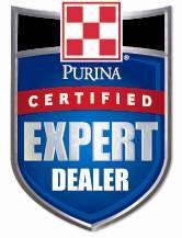 Certified Purina Expert Dealer