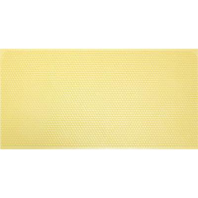 Bee Hive Rite Cell Foundation 8 1/2 In. Yellow Each