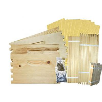 bee-hive-unassembled-hive-kit-with-foundation-9-5-8