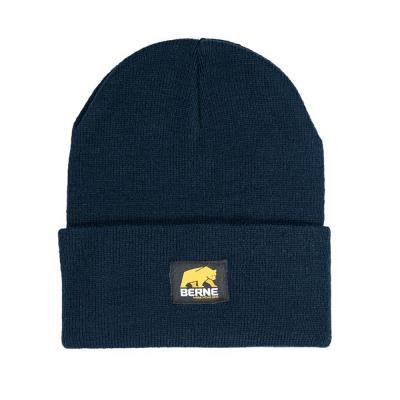 Berne Standard Knit Cap Navy