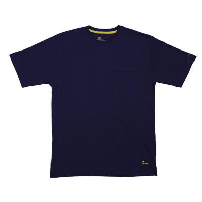 Berne Light Short Sleeve Tee XL Navy