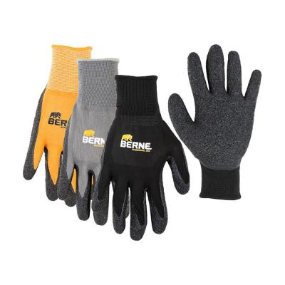 Berne Gloves Lightweight Dipped MD 3 Pack - Temporarily out of stock