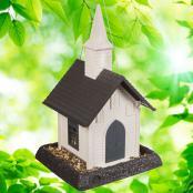village-collection-church-bird-feeder
