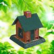 village-collection-log-cabin-bird-feeder