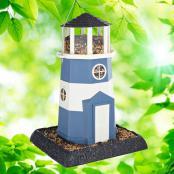 village-collection-shoreline-blue-lighthouse-bird-feeder