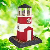 village-collection-shoreline-red-lighthouse-bird-feeder