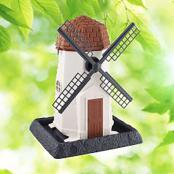 village-collection-white-windmill-bird-feeder