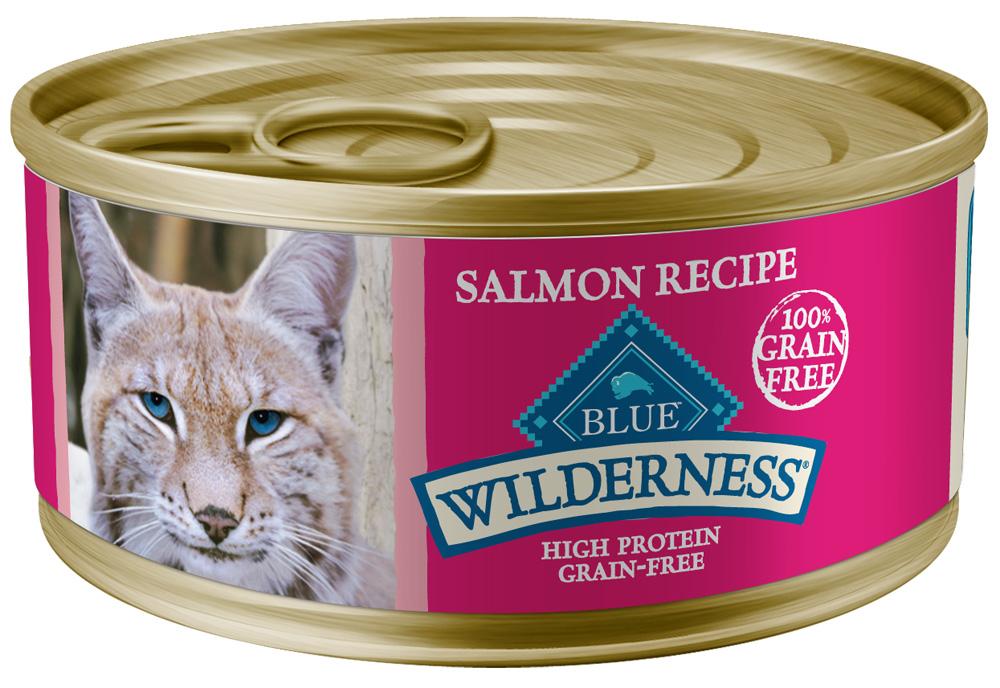 Chewy Cat Food Blue Buffalo Salmon