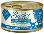 Blue-Basics-Grain-Free-Cat-Adult-Indoor-Duck-3oz