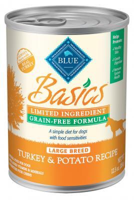 Blue-Basics-Grain-Free-Dog-Adult-Large-Breed-Turkey-12oz