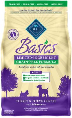 Blue-Basics-Grain-Free-Dog-Adult-Turkey-4lb