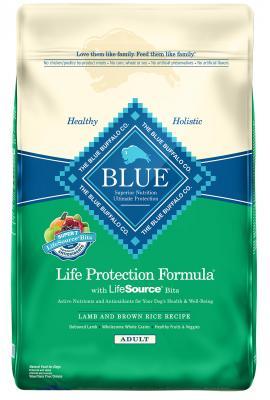 Blue Adult Lamb/Rice 30 lb.