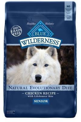 Wilderness-Dog-Senior-Chicken-11lb