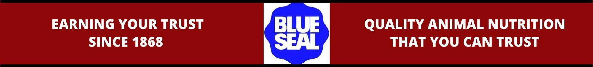 Blue Seal Banner