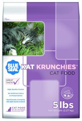Blue Seal Kat Krunchies 20 lb.
