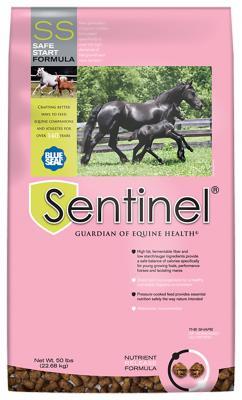 Blue Seal Sentinel Safe Start 50 lb. - Special Order