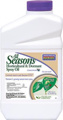 Bonide All Seasons Oil Concentrate 32 oz.