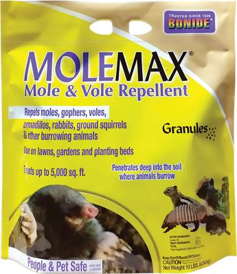 Bonide MoleMax Granules 10 lb.. - Temporarily out of stock