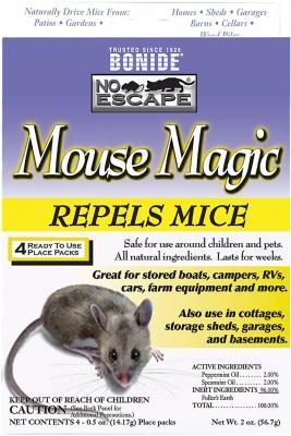 Bonide Mouse Magic 4 Pack