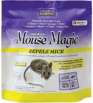 Bonide Mouse Magic 12 Pack