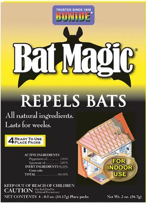 Bonide Bat Magic 4 PK