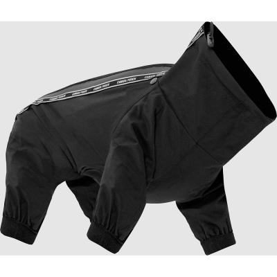 Canada Pooch Dog Jacket Slush Suit Black 18 in.