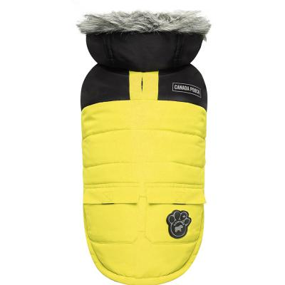 canada-pooch-true-north-parka-yellow