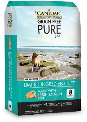 Canidae Pure Sea Grain Free Salmon 12 lb.