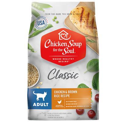 Chicken Soup Adult Cat 13.5 lb.