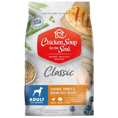 Chicken Soup Adult Dog 13.5 lb - Temporarily out of stock