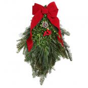 swag-mixed-evergreen-20-inch-with-bow