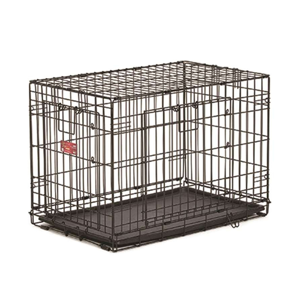 Dog Crate Ace 2 Door 24x18x19