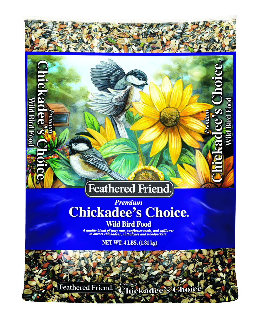 Feathered Friend Chickadees Choice 4 Lb