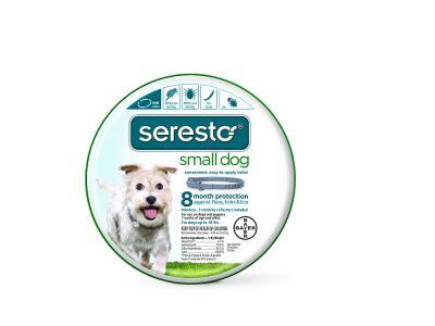 Seresto Flea Amp Tick Collar Sm Dog 8 Month