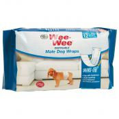 wee-wee-disposable-male-dog-wraps-x-small-small-12-ct