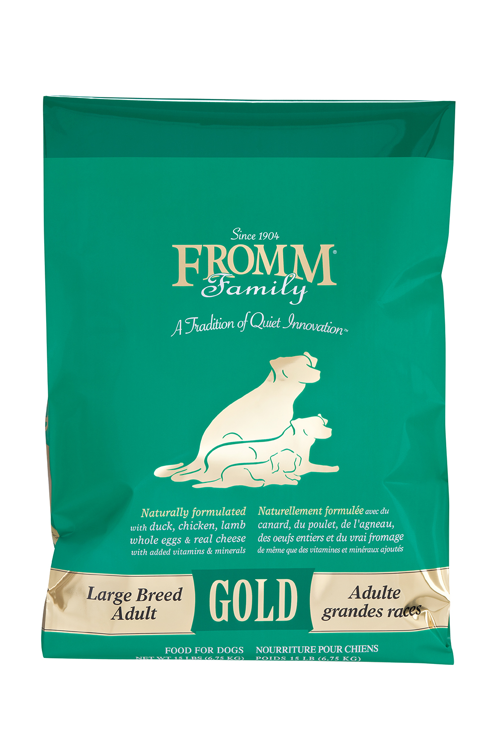 Fromm Gold Lg Breed Adult 15 Lb