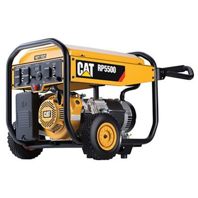 CAT RP5500 PORTABLE GENERATOR 5500 W