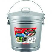 galvanized-trash-can-with-lid-10-gallon