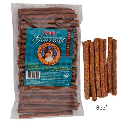 Cadet Beef Rawhide Sticks 100 CT
