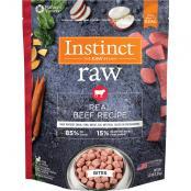instinct-frozen-raw-85-15-beef-bites-3-lb
