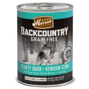 Backcountry_Dog-Wet_HeartyDuck_NoWeight_RedStone_Front