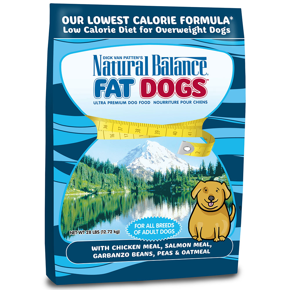 Natural Balance Fat Dogs