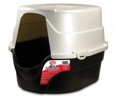 Natures Miracle Litter Box Oval Hooded