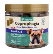 Coprophagia-Plus-Breath-Aid-SC-Jar-130ct_NV-03579