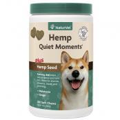 naturvet-quiet-moments-plus-hemp-seed-180-soft-chews