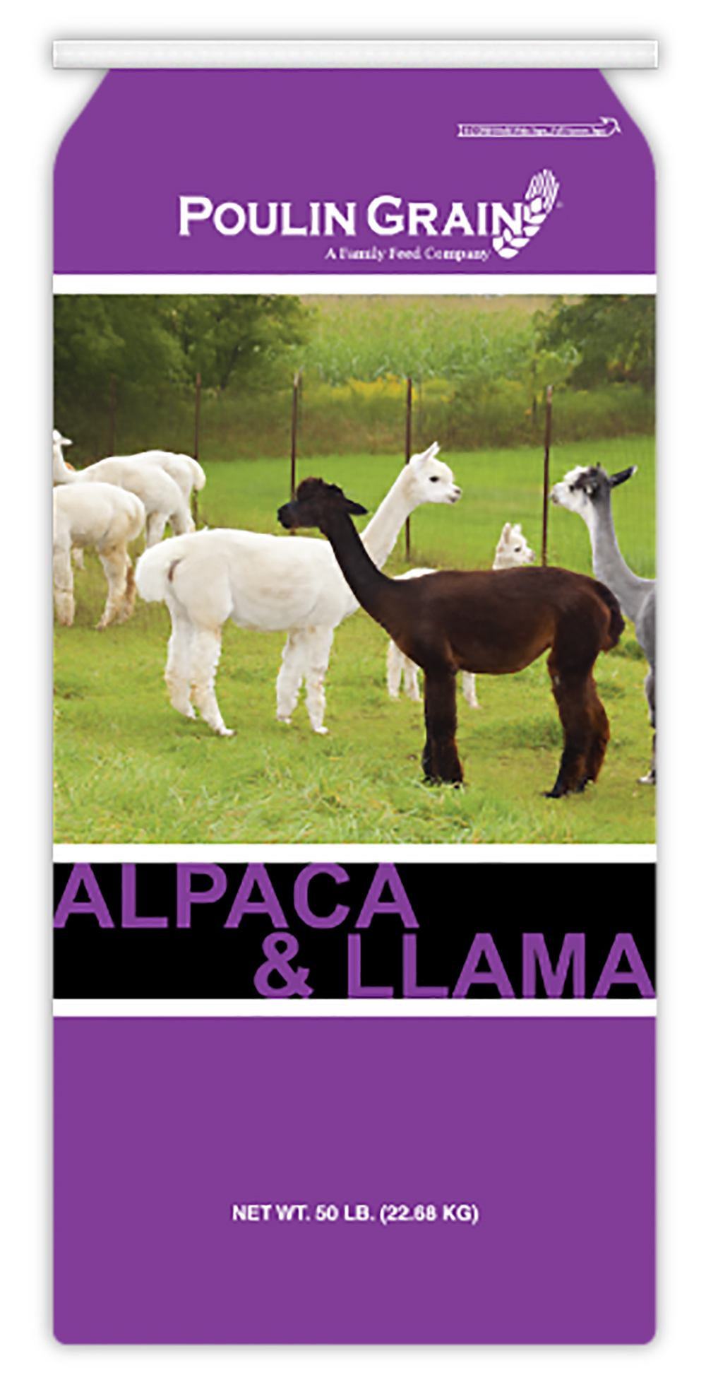 Poulin Alpaca Amp Llama Maintenance Pellet 50 Lb