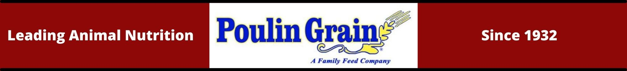 Poulin Grain banner