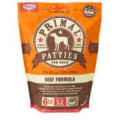 Primal-Patties-Beef-Formula-6-lb-Dog