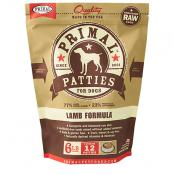 Primal-Patties-Lamb-Formula-6-lb-Dog